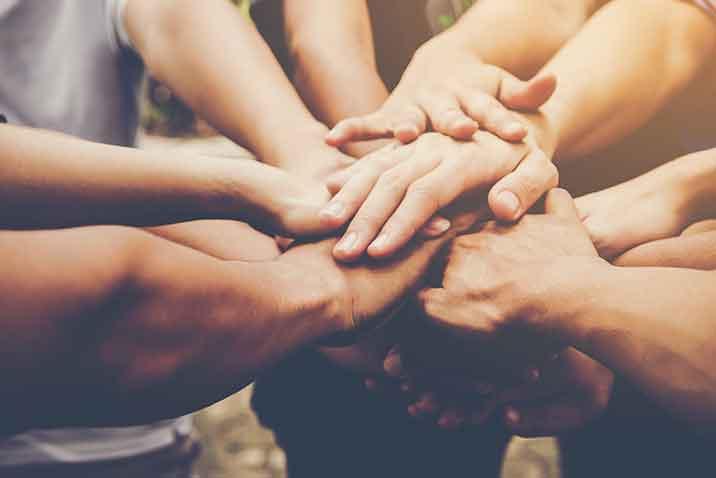 Gruppen und Kreise